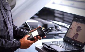Компьютерная диагностика электрических и электронных систем автомобиля