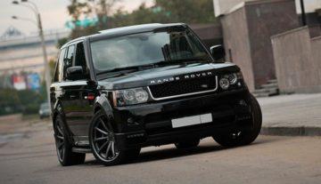 Проблемы с пневмоподвеской Range Rover
