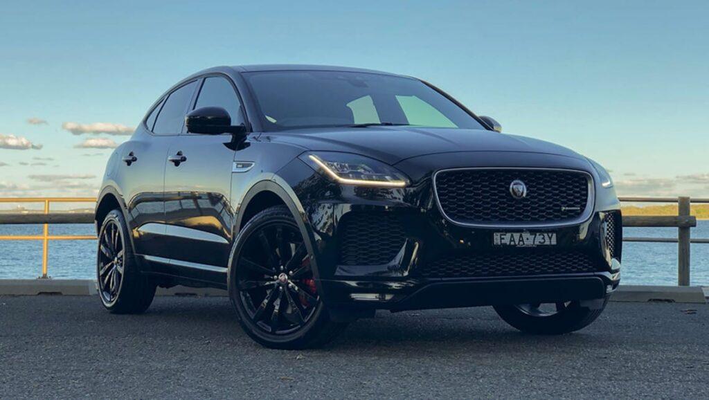 Jaguar Е-Pace