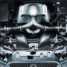 Ремонт двигателя Ягуара
