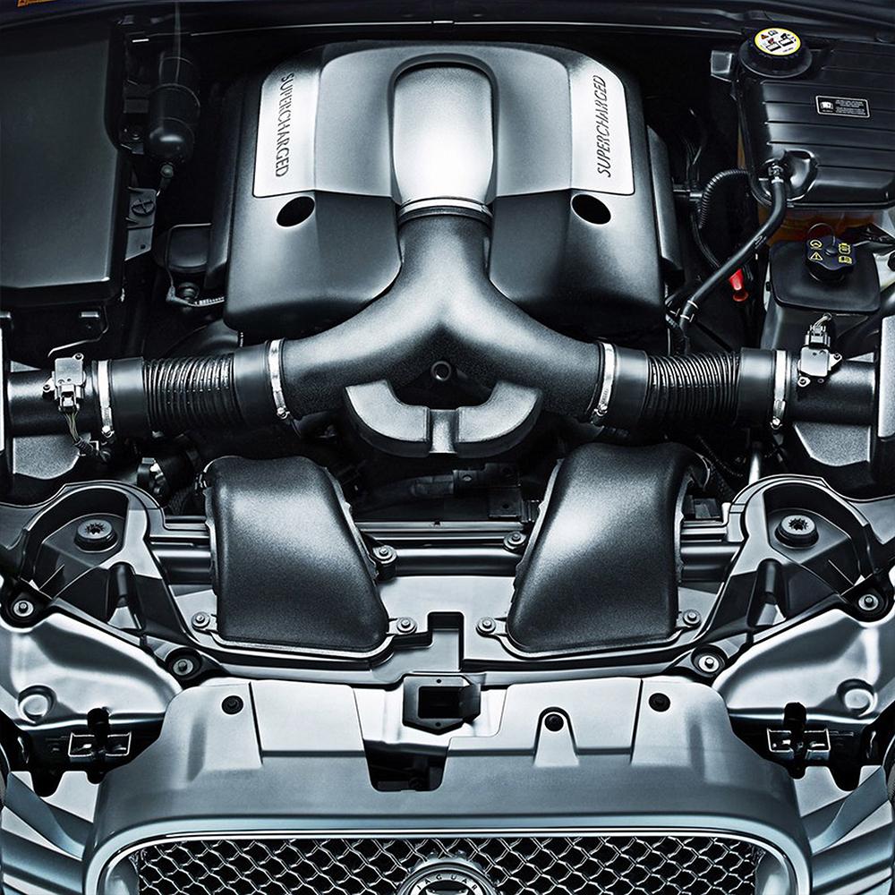 Ремонт двигателя Jaguar