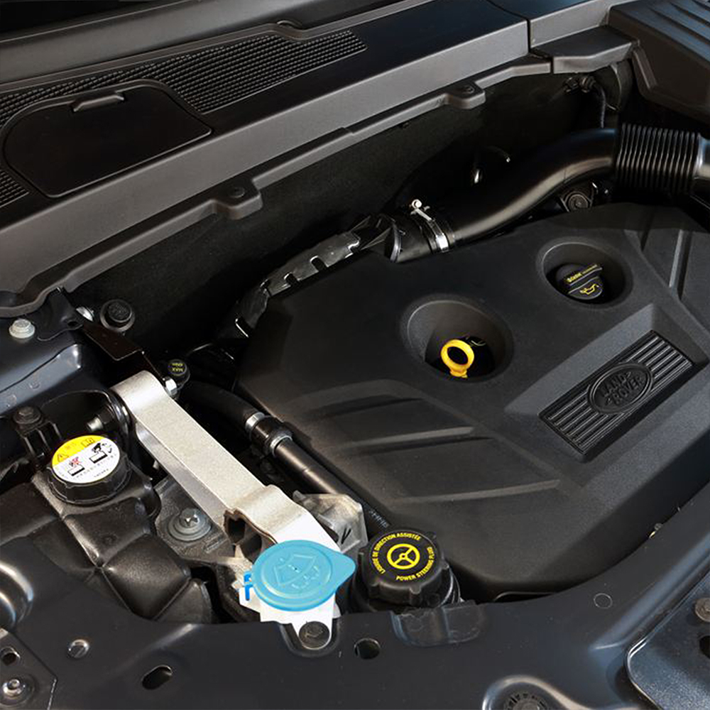 Замена компрессора кондиционера Range Rover
