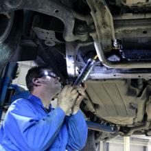 Замена масла в АКПП Jaguar