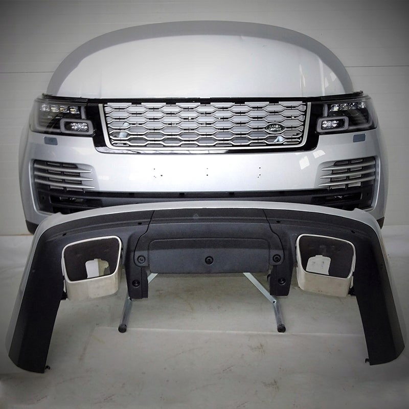 Range Rover Vogue Решетка радиатора