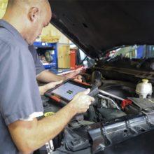 Диагностика повреждений автомобилей Рендж Ровер в Киеве