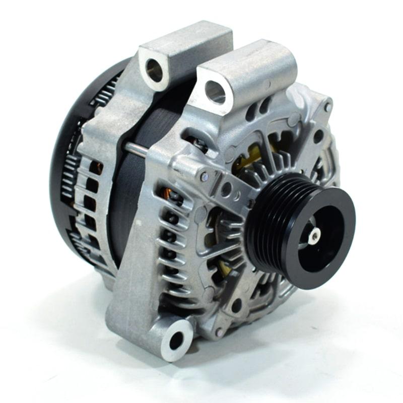 Range Rover ремонт и замена генератора
